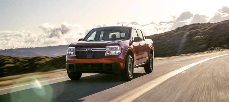 2022 Ford Maverick, yeni bir amaç için eski bir adı diriltiyor